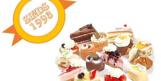 gebak sinds 1993