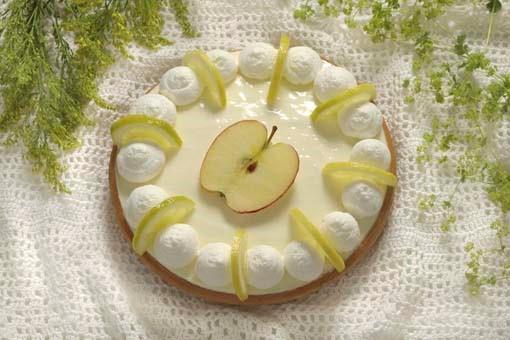appel-citroenvlaai